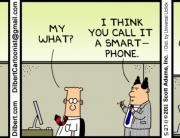 Dilbert-byod