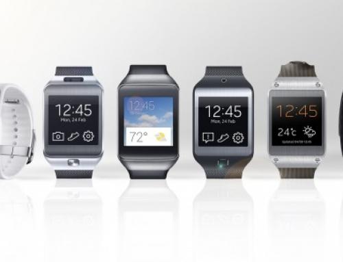 Samsung 'Gear S' smartwatch latest in wearable tech