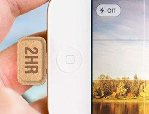 Disposable smartphone charger could change everything