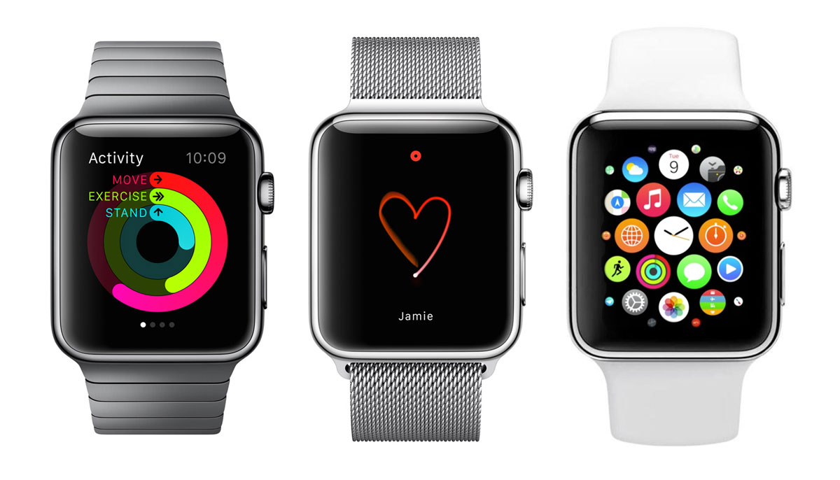 Apple Watch Gallery Apple Will Sell 5 Mil Watches