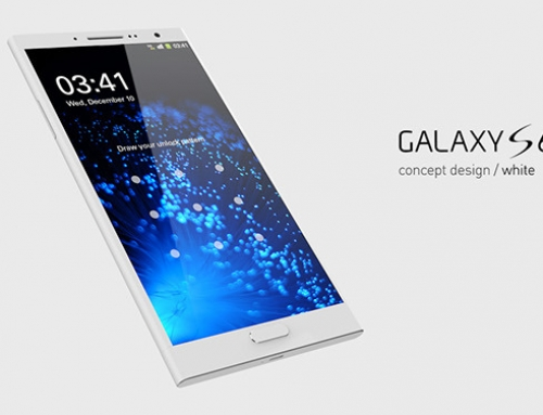 Galaxy S6 Sports Metal Body & Wireless Charging