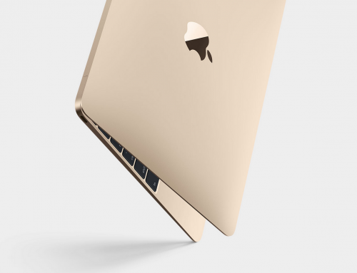 Everyone is freaking out about the Gold MacBook