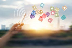 hobi smartphone IoT connected