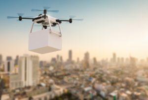 hobi drone logistics