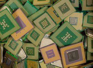 HOBI e-scrap economies