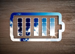 HOBI clean energy industrial battery