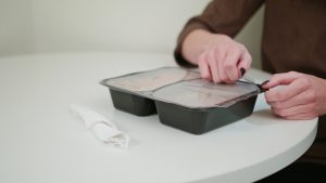 HOBI Black E-Waste Plastic