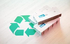 HOBI lithium ion battery recycling