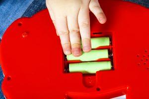 HOBI toy battery
