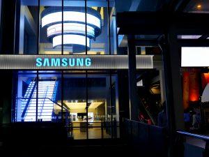 HOBI Samsung Storefront