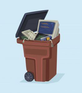 HOBI Electronic waste